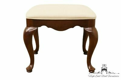 Thomasville Furniture Collectors Cherry Vanity Bench Stool 10131 905