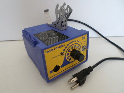 Hakko FT-800 Thermal Wire Stripper Station ESD SAFE