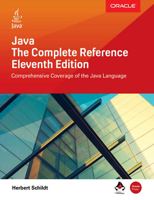 Java: The Complete Reference, Eleventh Edition by Herbert Schild EB00K