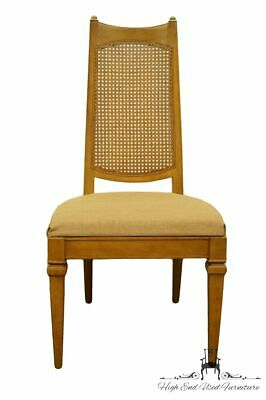 DREXEL HERITAGE San Remo Italian Provincial Cane Back Dining Side Chair 472-731