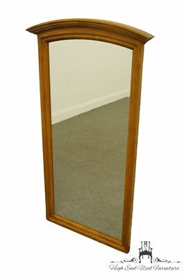 "ETHAN ALLEN Heirloom Nutmeg Maple Colonial Style 48x27"" Dresser / Wall Mirror..."