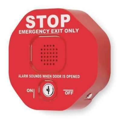 Keyed Exit Door Alarm Horn, SAFETY TECHNOLOGY INTERNATIONAL STI-6402