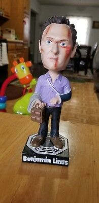 Ben Benjamin Linus Bobble Head LOST ABC Dharma Initiative Bobblehead
