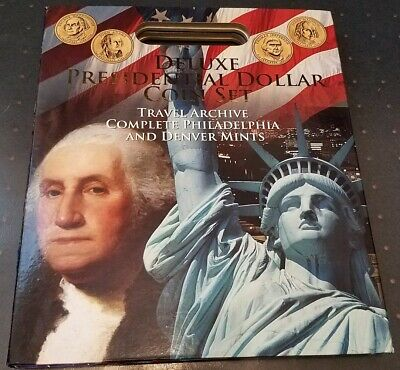 Dansco Replacement Page 7184-6; Presidential Dollars P/&D 2017 Free US Shipping