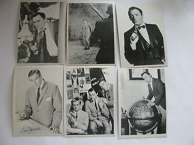 1965 Man From Uncle Lot Of 26**Nice Lot Starter Set**