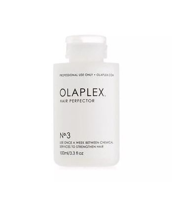 Genuine Olaplex No. 3 Hair Perfector 100ml New & Sealed FREE Postage!!!!!