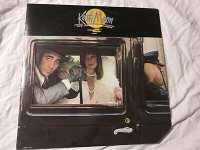Keith Moon, Two Sides Of The Moon 1975 VINYL LP (EX playtstd) COVER VG+, THE WHO