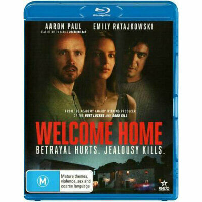 Welcome Home BLU-RAY NEW