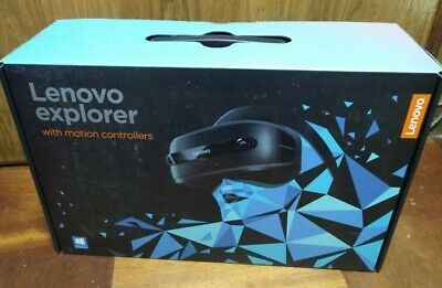 Lenovo Explorer Windows Mixed Reality Headset + Controller Bundle Brand New