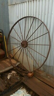 wagon wheel - Antique, Garden