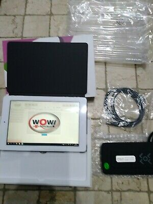 Diagnostic Tablet new WoW V2 5.00.12 English Special Export Dhl Express
