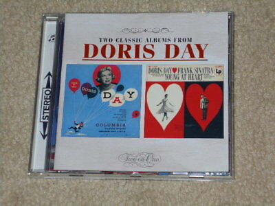 Doris Day - You're My Thrill / Young At Heart (CD) - FREE SHIPPING