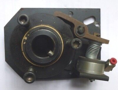 Warner Wrap Spring Clutch CB6  306-17  4 Stop Clockwise Pneumatic Operation