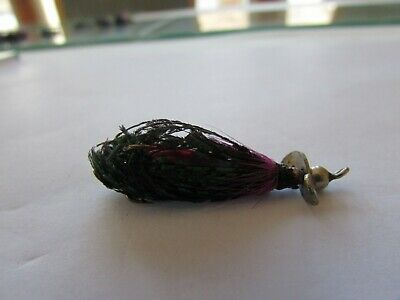 "rare vintage hardy alnwick  halcyon fishing lure bait 1.25"" size.."