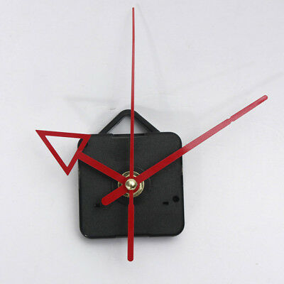 UK stock Quartz Clock Mechanism Gold Pointed Hands Make Your