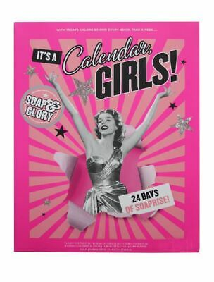 Soap & Glory It's a Calendar, Girls! Cosmetic Advent Calendar New
