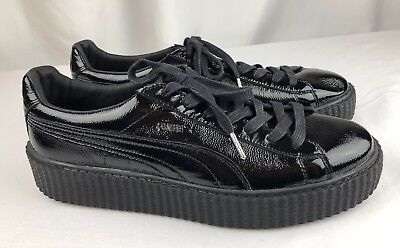 separation shoes 3ae86 17af9 PUMA RIHANA CREEPER Cracked Leather Gender Mens New with box ...