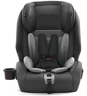 Star Ibaby City Fix HQ 668 SPS - Silla de coche Isofix grupo 1 2 3, Color Black