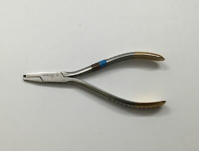 Howmedica 6885-3-170 Plate Curving Mini Surgical Forceps