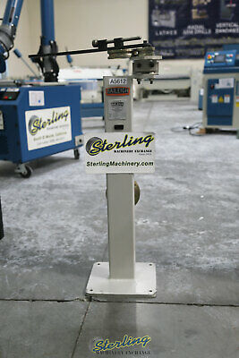 """1/4"""" - 5/8"""" OD, Used (Demo Machinery) Baileigh Manually Operated Hand Bender, Md"""