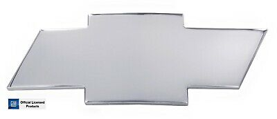 96153C All Sales Bowtie for Grille Chrome Plated without Border Silverado