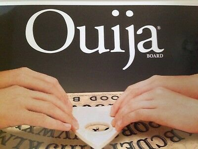 Ouija Board Game - HASBRO Winning Moves Classic Games NEW Shrink Wrapped