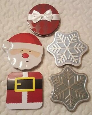 Set of 5 empty Amazon Gift Card Holders - Holiday Themed