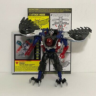 Transformers Beast Wars TM Scourge right arm C9