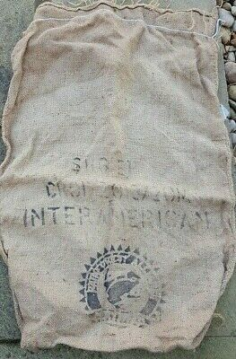 Inter American Jute Hessian Burlap Coffee Sack