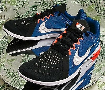 3c731d10294e Nike Streak Lt 3 Blue Black Sneakers Walking Running Racing Shoes Us Mens  Sz 12