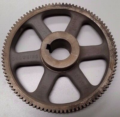 Browning NCS1080 External Tooth Spur Gear
