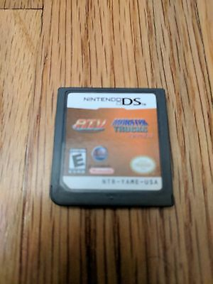ATV: Thunder Ridge Riders/Monster Trucks Mayhem (Nintendo DS) Cart Only