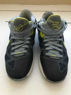best authentic a3b8b a6d30 Nike Lebron 9 IX Low Mens Sz 10.5 Basketball Athletic Training Shoes 510811- 401