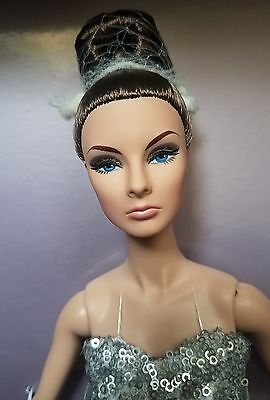 NRFB GISELLE DANCED ALL NIGHT IFDC NU FACE Fashion Royalty Integrity doll