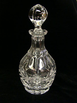 Vintage Gorham Spring Meadows Crystal Decanter with a Stopper