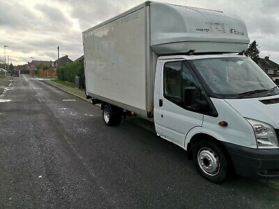 Ford Transit Luton 2.2 2012 MK7 - COST INCLUDES VAT