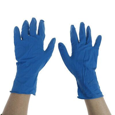 1pair comfortable durable rubber gloves waterproof labor protection gloves  IX