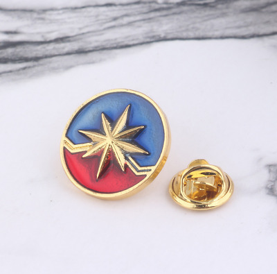 Marvel Avengers SHIELD HYDRA Brooch Badge Metal Pin Chestpin Ornament Collection