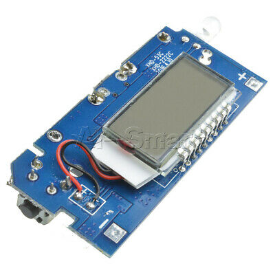 DIY Dual USB 5V 1A 2.1A Mobile Power Bank 18650 Battery Charger PCB Module Board