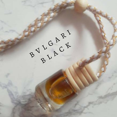 BVLGARI Luxury Designer Inspired Hanging Car Perfume Oil Diffuser #188