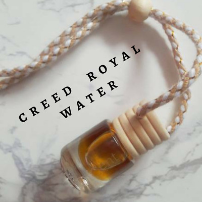 CREED ROYAL WATER Luxury Designer Inspired Hanging Car Perfume Oil Diffuser #549