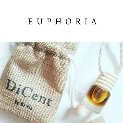 EUPHORIA Luxury Designer Inspired Hanging Car Perfume Oil Diffuser #643