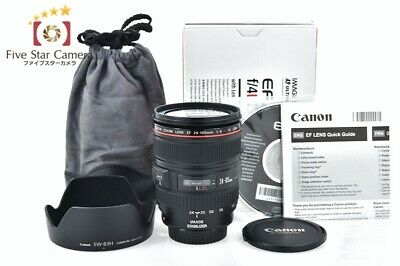 Excellent+++!! Canon EF 24-105mm f/4 L IS USM from Japan