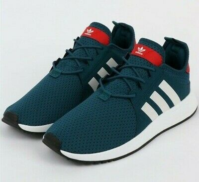 3ee8d6d5e152c NEW Men s 12 Adidas Originals X PLR Red Teal Blue White Petrol Night Shoes