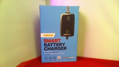 Halfords Smart Battery Charger