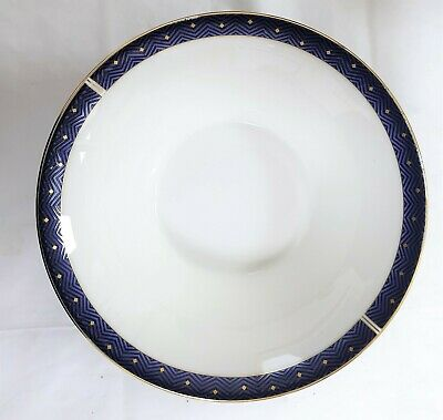 Wedgwood Midnight 7In / 17.5Cm Cereal / Oatmeal Bowl