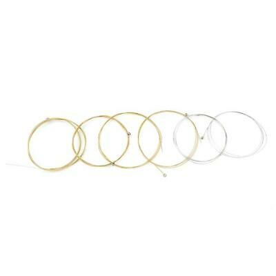 6 Acoustic Classic Guitar Strings Replacement Accessories YD