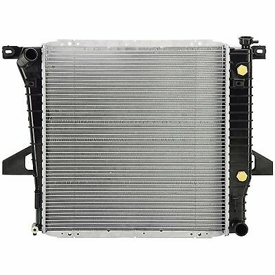 2172 Radiator Fit For 1998-2001 Ford Ranger / Mazda B2500  2.5L L4 1999 2000