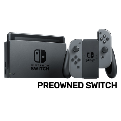 Nintendo Switch Console (Refurbished by EB Games) preowned - Nintendo Switch - P