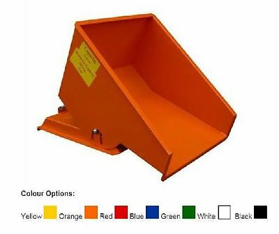 Self Tipping Mini Skip - Made in Britain - Free Delivery